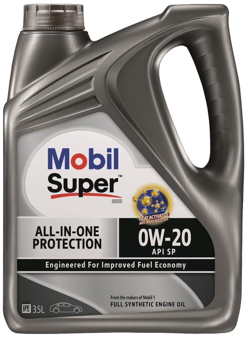 ExxonMobil ra mắt dòng sản phẩm dầu tổng hợp toàn phần Mobil SuperTM 3000 All-in-One Protection