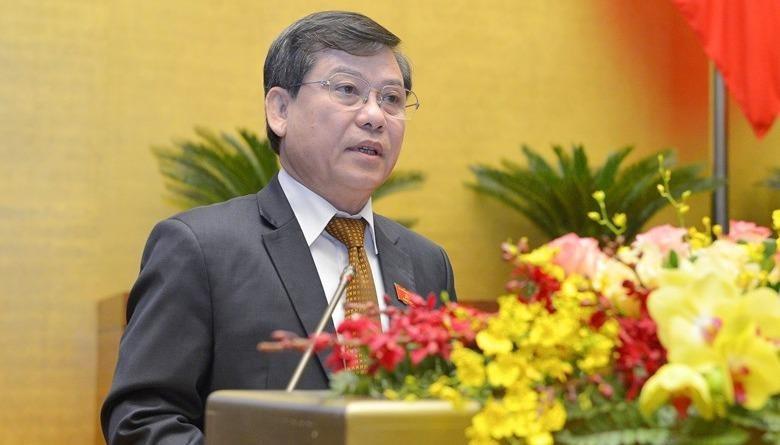 Viện trưởng Viện KSNDTC Lê Minh Trí.