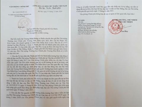 Doanh nghiep Kim Loan 5 nam doi quan Tan Phu boi thuong