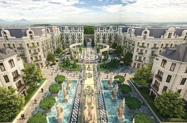 Hơn 500 villas, shop villas sắp xuất hiện tại KĐT Ciputra - Ảnh 2.