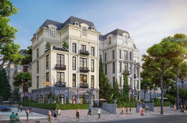 Hơn 500 villas, shop villas sắp xuất hiện tại KĐT Ciputra - Ảnh 3.