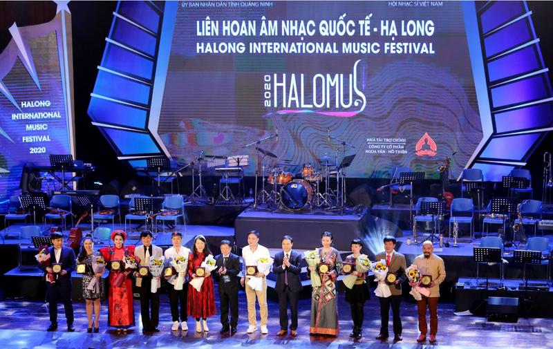 Khai mạc Festival âm nhạc Quốc tế - Hạ Long 2020