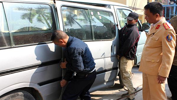 Nam Định tăng cường quản lý dịch vụ xe đưa đón học sinh không đảm bảo an toàn