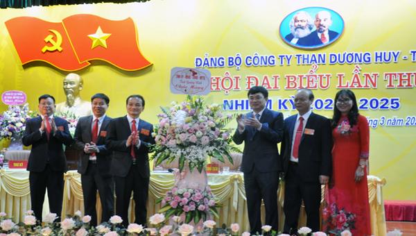 Phó Bí thư Thường trực Tỉnh uỷ Quảng Ninh yêu cầu làm tốt công tác bảo vệ tài nguyên, ranh giới mỏ