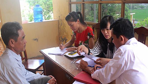 Nam Định: 100% người được trợ giúp pháp lý có yêu cầu được trợ giúp kịp thời