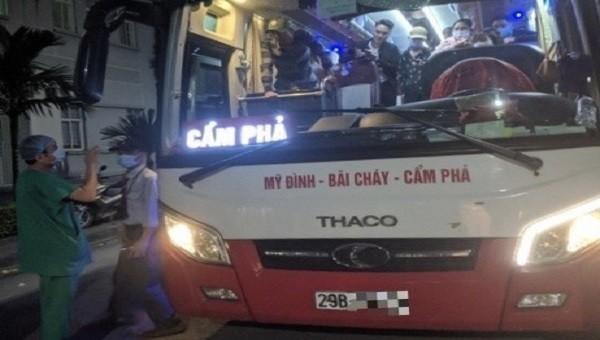Quảng Ninh cần tăng cường phòng chống nguy cơ lây nhiễm dịch Covid-19 trên xe khách