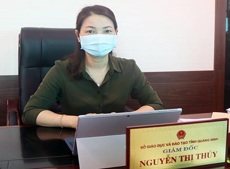 100% trường học ở Quảng Ninh có nhân viên y tế trực thường xuyên khi học sinh trở lại trường ngày 4/5