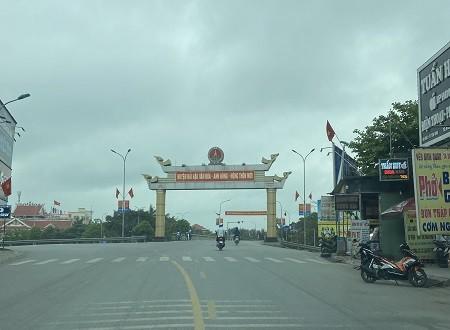 Huyện Hải Hậu (Nam Định) văn hóa - anh hùng - nông thôn mới.