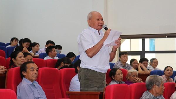 Mong sớm 'gỡ khó' về dự án đường sắt Yên Viên - Hạ Long