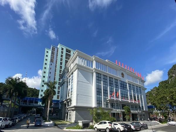 Cụm công trình Trung tâm Hành chính tỉnh Quảng Ninh