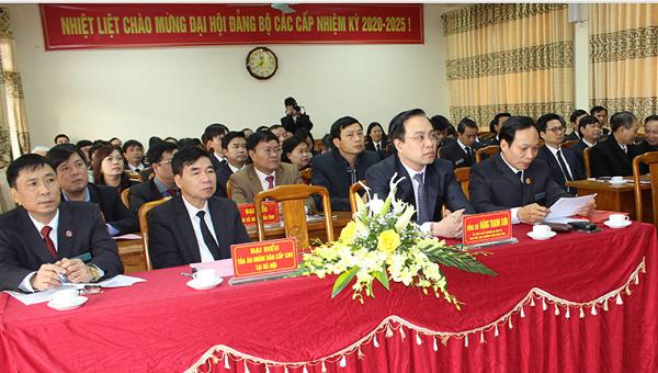 TAND tỉnh Hà Nam triển khai nhiệm vụ năm 2021.