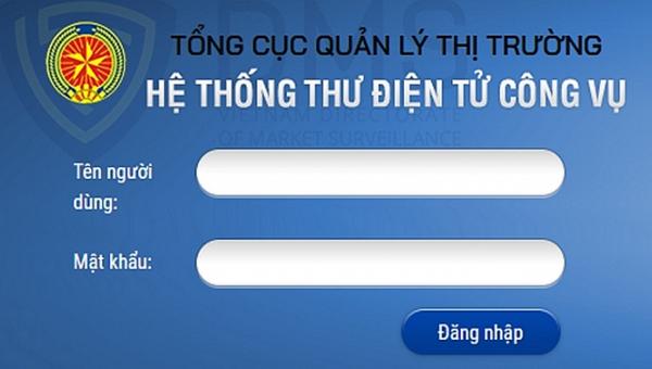 Cục QLTT Nam Định đẩy mạnh ứng dụng CNTT trong xử lý gian lận thương mại.