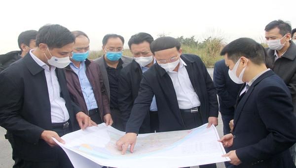 Sẽ thu hồi dự án khu đô thị Cao Xanh - Hà Khánh B và Hà Khánh C nếu không triển khai theo cam kết