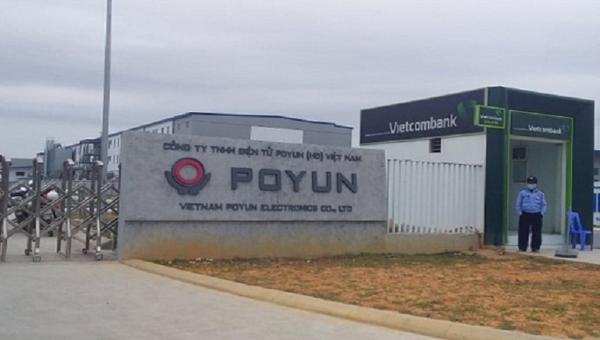 Một công nhân công ty Poyun dương tính với SARS-CoV-2 sau 8 lần xét nghiệm âm tính