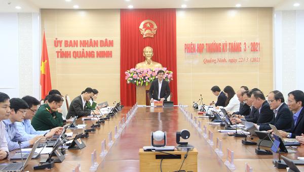 Quảng Ninh phấn đấu quý II/2021 tăng trưởng kinh tế đạt trên 9,5%