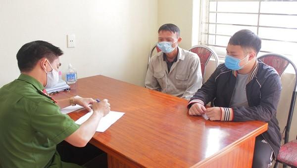 Xử phạt 33 trường hợp không đeo khẩu trang ở Quảng Ninh