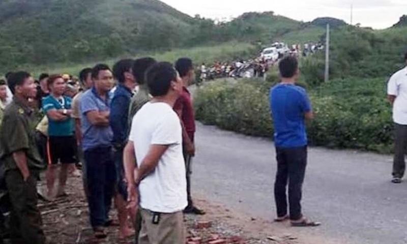 4 người dân tử vong vì cột viễn thông va dây điện