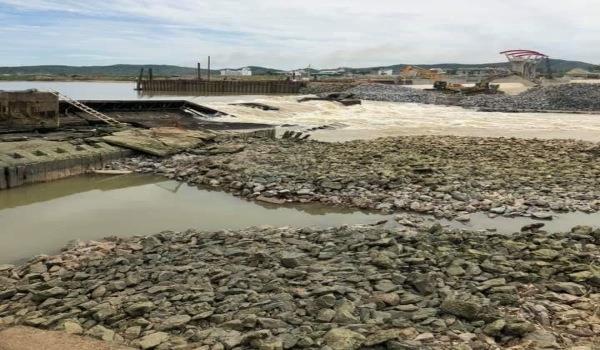 Vỡ đập tràn, gần 8000 hộ dân ở Nghệ An mất nước sinh hoạt