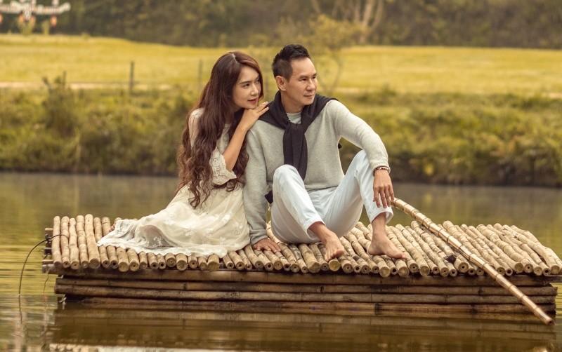 Bộ ảnh lãng mạn kỷ niệm 10 năm ngày cưới của Lý Hải - Minh Hà