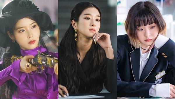 """Những """"điên nữ"""" ấn tượng trên màn ảnh Hàn"""