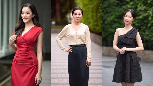 Thí sinh U60 cùng dàn người đẹp casting vòng Sơ khảo Hoa hậu Việt Nam 2020