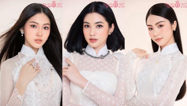 """Nhan sắc xinh đẹp của các thí sinh """"Hoa hậu Việt Nam 2020""""."""