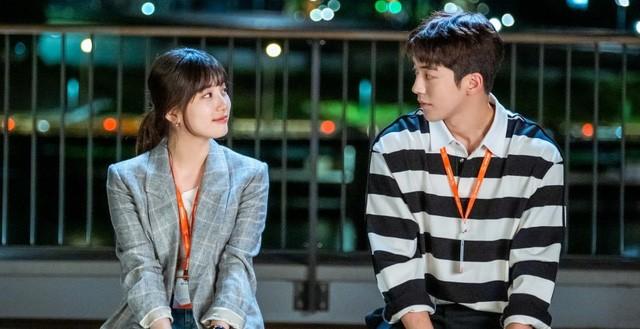 Suzy và Nam Yoo Hyuk đóng cặp trong phim về đề tài khởi nghiệp.