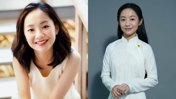 """Nhan sắc của Dao Ánh trong """"Em và Trịnh"""" được công bố."""
