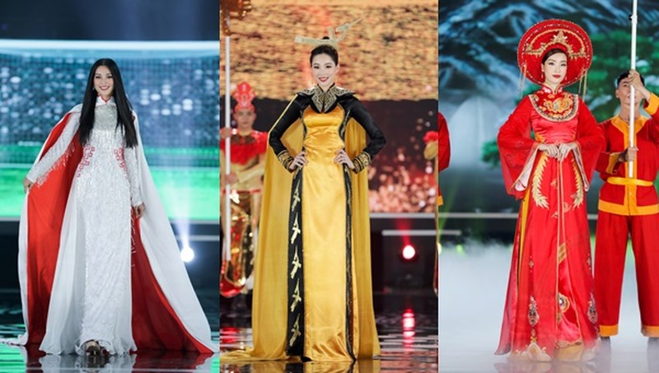 5 Hoa hậu của Thập kỷ Hương sắc hội tụ