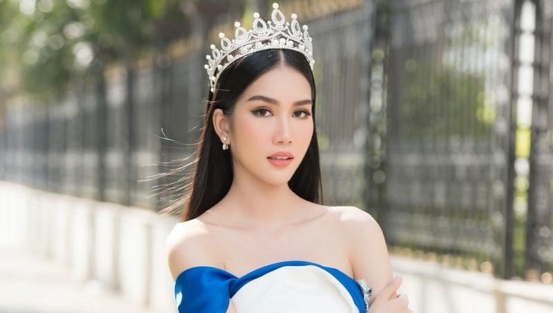 Á hậu Phương Anh sẽ 'chinh chiến' tại Miss International?