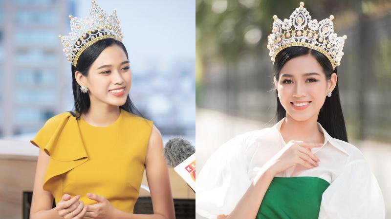 Hoa hậu Việt Nam Đỗ Thị Hà nỗ lực trau dồi bản thân để hoàn thành sứ mệnh của mình.