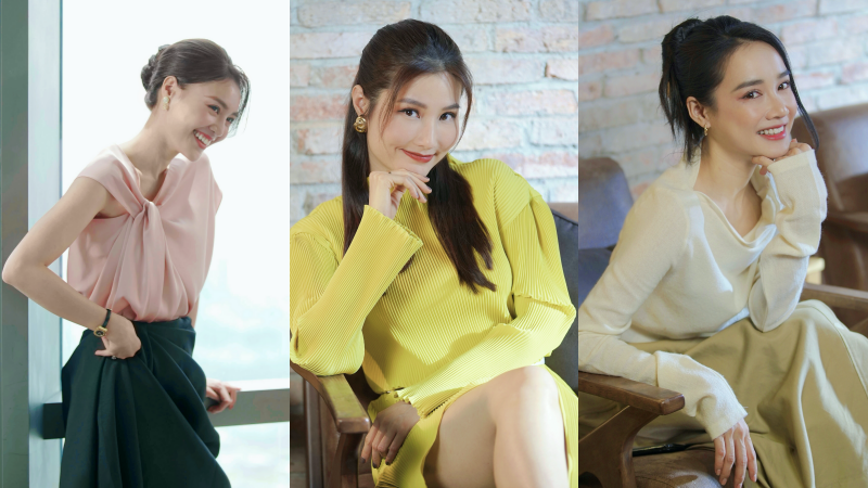 Bộ ba mỹ nhân Ninh Dương Lan Ngọc, Diễm My, Nhã Phương hợp tác trong phim mới