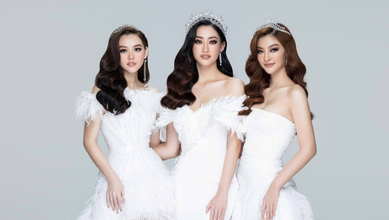 Top 3 Miss World Vietnam 2019 thăng hạng về nhan sắc sau 2 năm đăng quang.