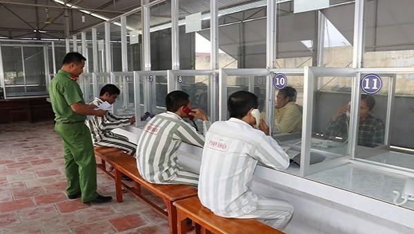 Phạm nhân được tham gia BHXH tự nguyện, hưởng chế độ, chính sách về BHXH theo quy định của pháp luật