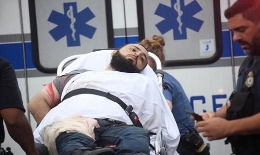 Mỹ bắt giữ nghi can trong vụ đánh bom ở New York và New Jersey