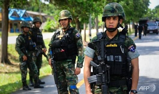 Ít nhất 3 người thiệt mạng trong một loạt vụ tấn công ở miền Nam Thái Lan