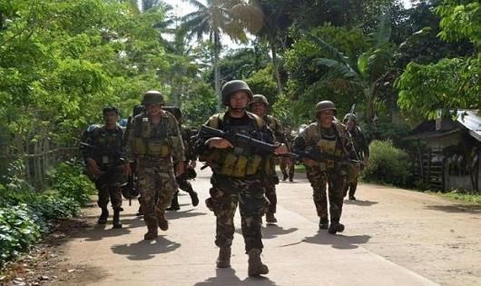 """Philippines tăng cường an ninh sau khi Mỹ cảnh báo có """"khủng bố"""""""