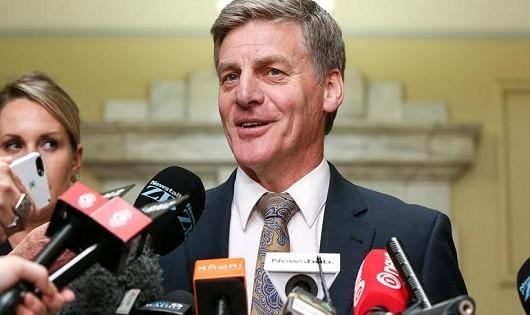 Ông Bill English được bầu làm Thủ tướng mới của New Zealand.