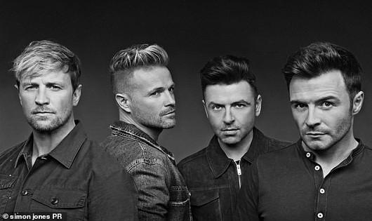 Westlife chính thức tái hợp và công bố tổ chức lưu diễn vào năm 2019