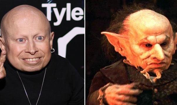 Nam diễn viên 'yêu tinh Griphook' trong Harry Potter chết bởi rượu