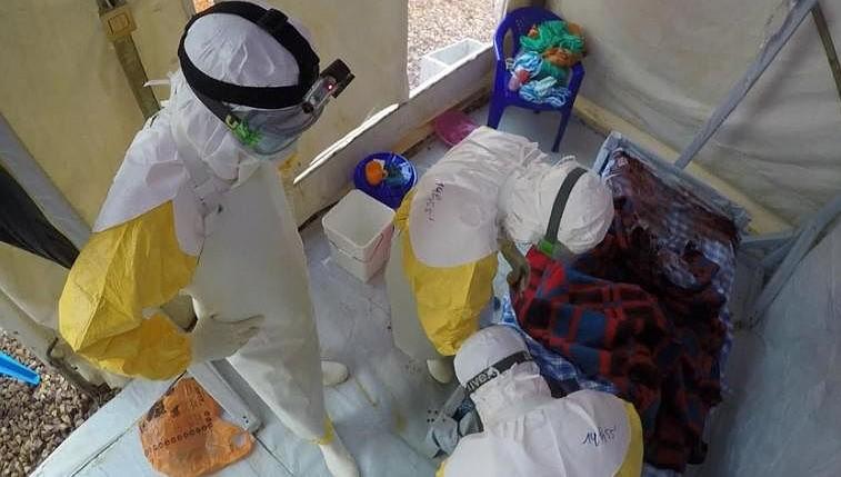 Gần 100 trẻ em tử vong do dịch Ebola ở Congo