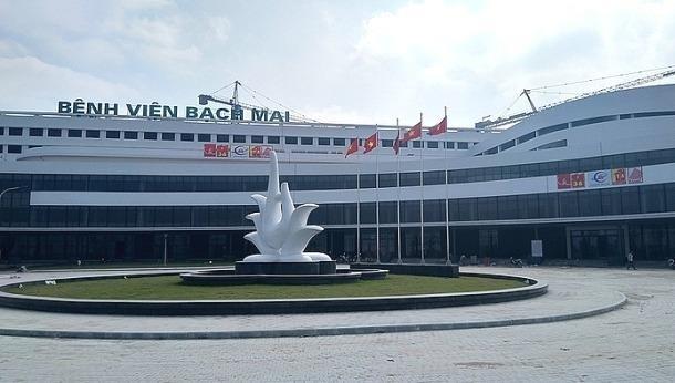 Công trình Bệnh viện Bạch Mai cơ sở 2 tại Hà Nam