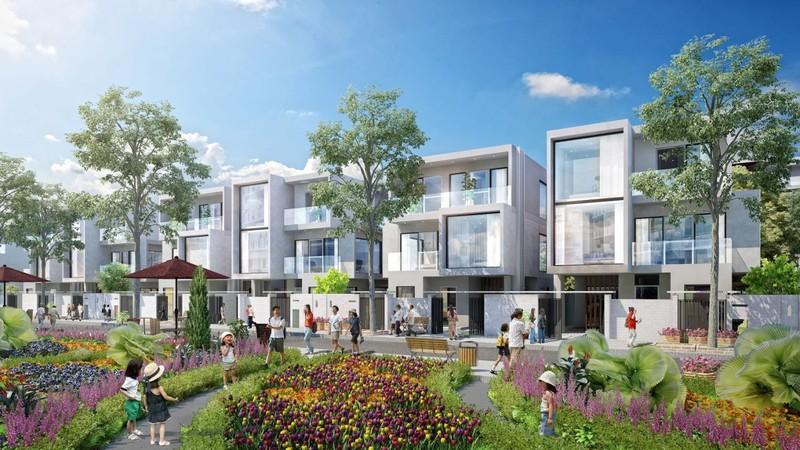Những khu phố thương mại hình thành sẽ góp phần thu hút du khách đến với Quy Nhơn