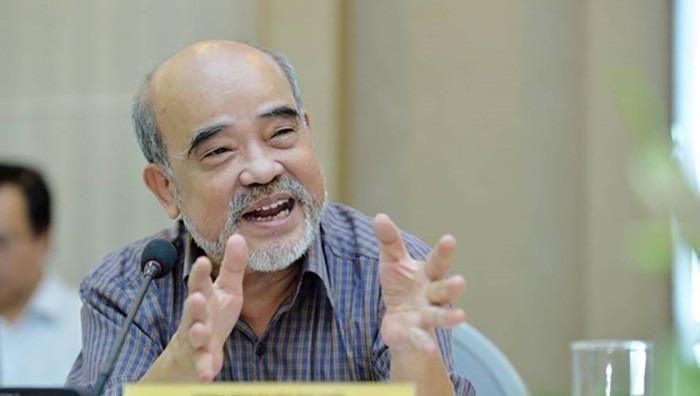 GS. Đặng Hùng Võ, nguyên Thứ trưởng Bộ Tài nguyên và Môi trường.
