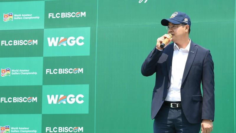 50 golfer tham gia chung kết