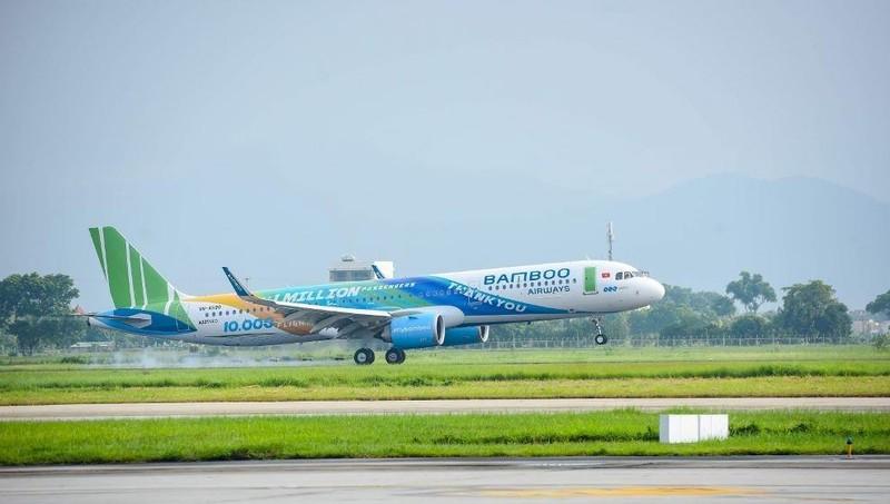 Bamboo Airways là hãng hàng không tư nhân có tốc độ chiếm lĩnh thị trường nhanh nhất Việt Nam