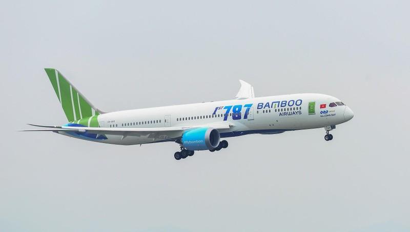 Bamboo Airways bay đúng giờ nhất toàn ngành hàng không Việt Nam trong tháng 12 năm 2019