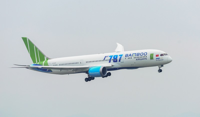 Hãng hàng không Bamboo Airways được Hiệp hội Vận tải Hàng không Quốc tế (IATA) trao Chứng nhận đánh giá An toàn Khai thác IOSA