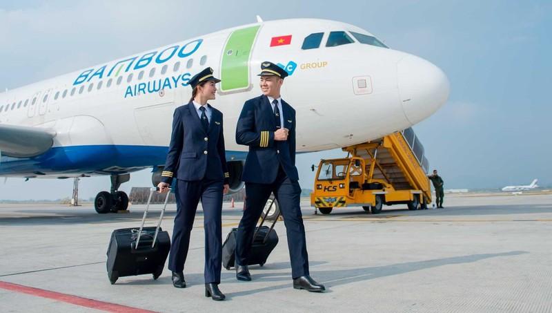 Bamboo Airways chuẩn bị tuyển sinh học viên phi công cơ bản và tuyển dụng phi công tập sự