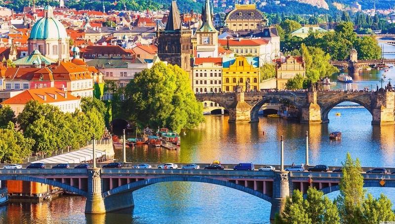 Thủ đô Praha – CH Séc